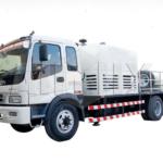 Truck Mounted Concrete Pump for Sale in Sri Lanka