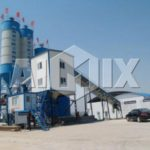 Dry Batch Concrete Plant for Sale in Sri Lanka