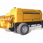 Concrete Trailer Pump for Sale in Sri Lanka