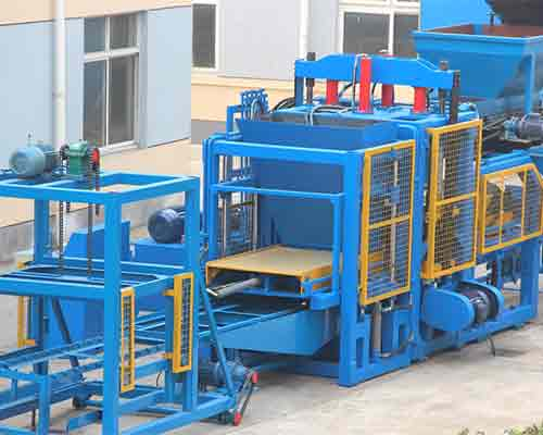 hot sale brick making machine