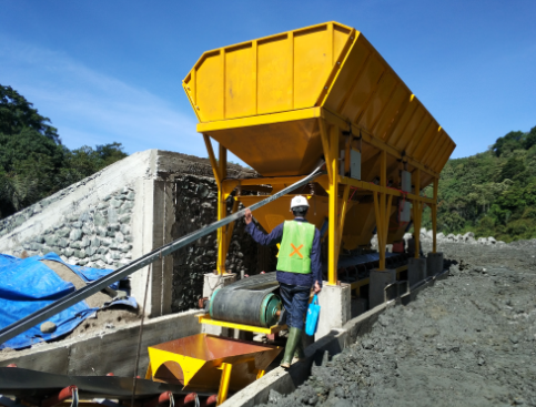 Hot sale asphalt mix plant in Sri Lanka