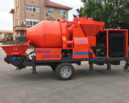 Concrete pumping equipment price