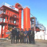 Asphalt Mixer Plant for Sale in Sri Lanka