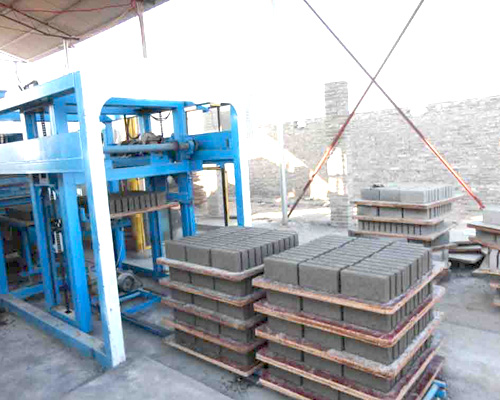 Cement block machine for sale in Sri Lanka