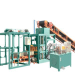 Fully Automatic Fly Ash Brick Making Plant for Sale in Sri Lanka