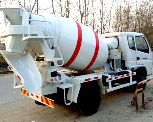 Cement transport truck for sale