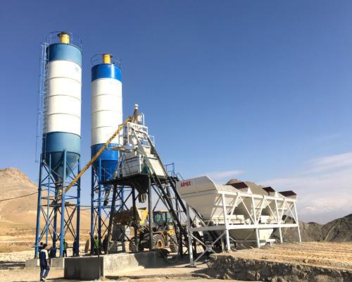 Aimix concrete mix plant