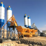 Small Concrete Batching Plant for Sale in Sri Lanka