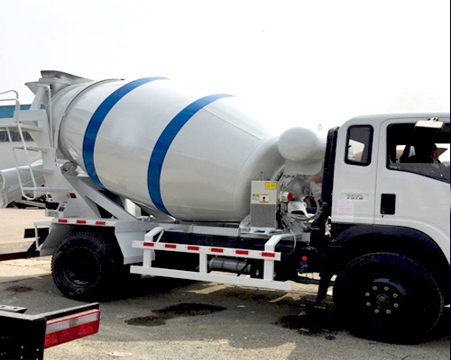 cement mixer trucks for sale in Aimix Group