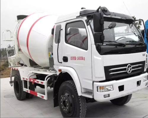 Aimix cement mixer truck