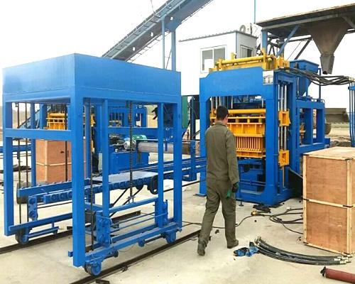 Best block making machine