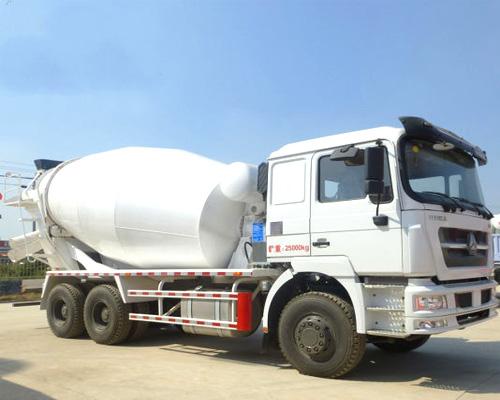 Aimix mixer truck