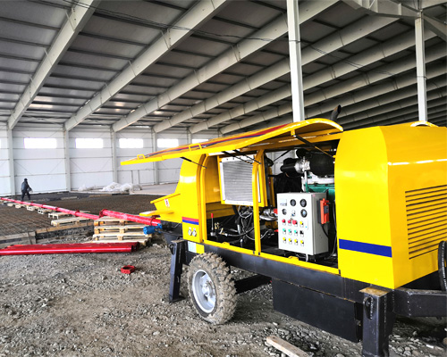 Aimix concrete pump for sale