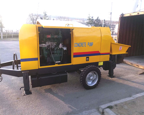 Purchase Aimix Concrete pump