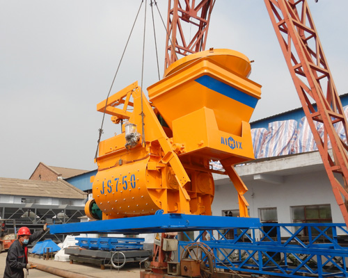 cement mixer for sale from Aimix Group