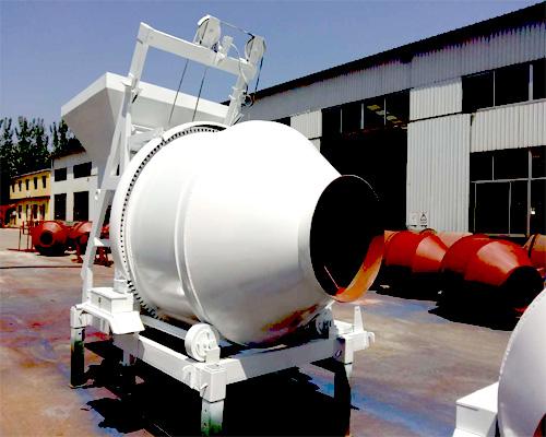 Aimix roller cement mixer