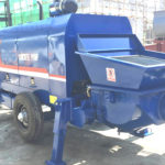 Portable Concrete Pump for Sale in Sri Lanka
