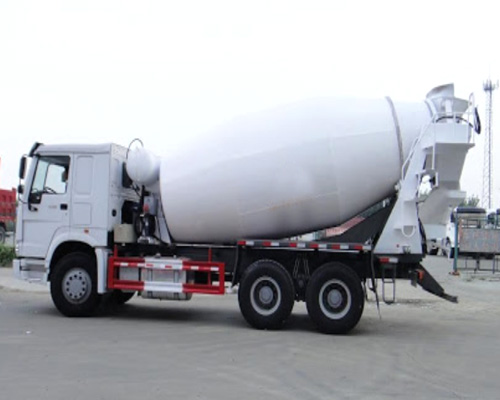 concrete mixer truck unit for hot sale