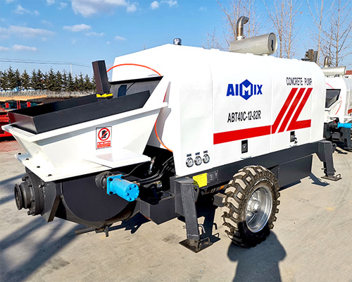 low price concrete pump