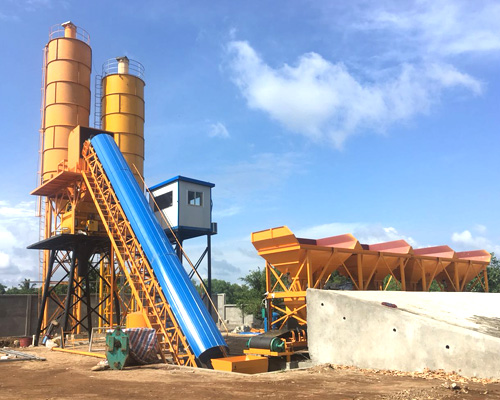 aimix concrete batching plant