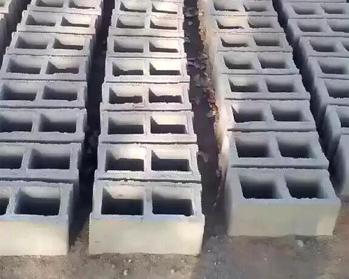 aimix hollow blocks