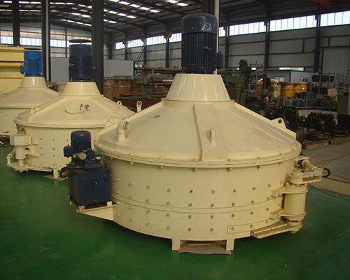planetary concrete mixer equipment