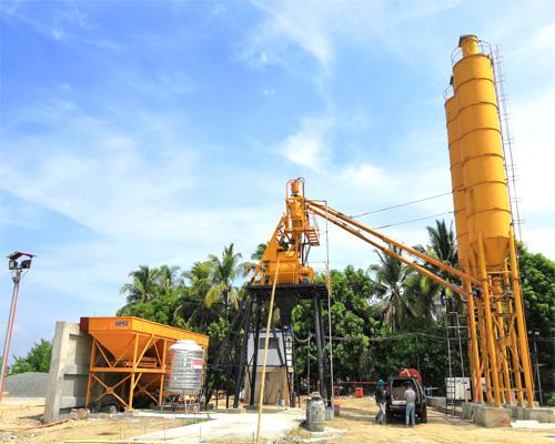 high quality concrete plant