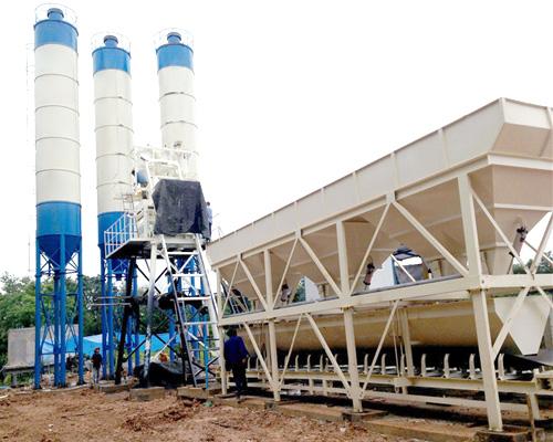 precast concrete mix plant