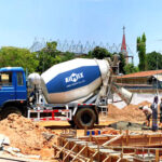 Concrete Transit Mixer for Sale in Sri Lanka