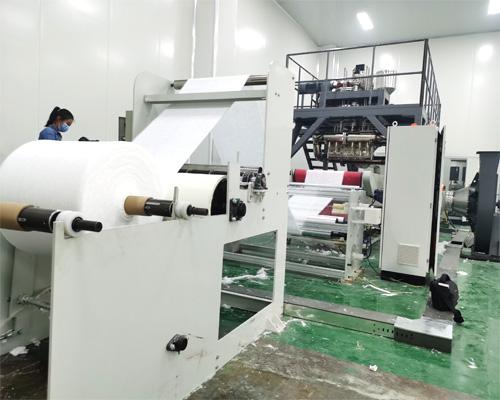 non woven fabric machines