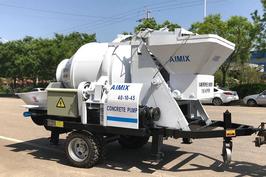 contact aimix to buy a mixer pump