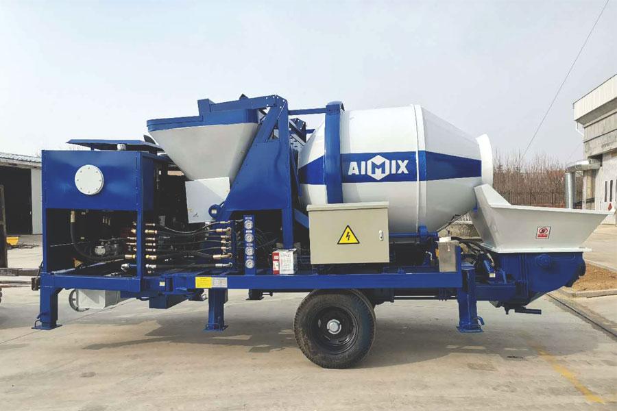 buy aimix mixer pump