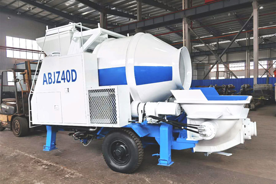 aimix mixer pump with good quality