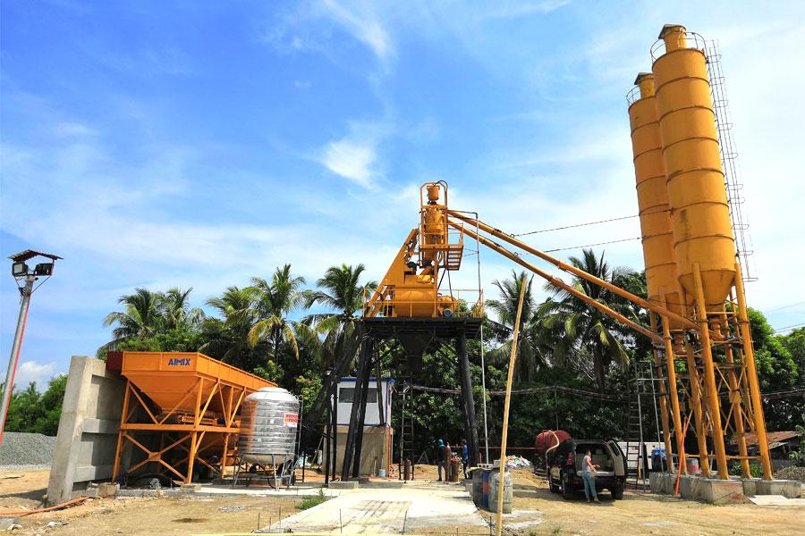 ready mix plant cost in Sri Lanka