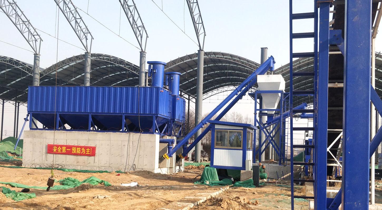 storage cement silo