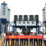 Fully Automatic Concrete Batching Plant for Sale in Sri Lanka
