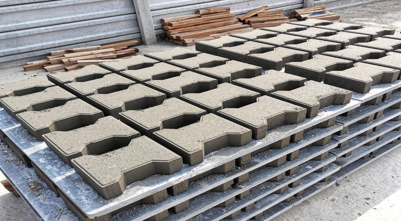 fly ash bricks of Aimix