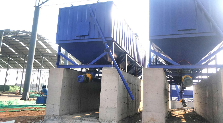 aimix 50ton cement silos for sale