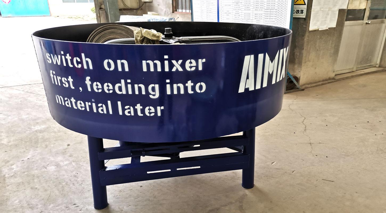 aimix group pan mixer for sale