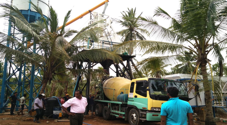aimix concrete plant for sale in Sri Lanka