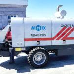Concrete Trailer Pump for Sale in Sri Lanka